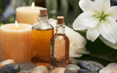 Using Warm Oil to Balance Moods