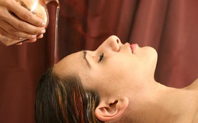 Surprising benefits of Ayurveda's 4 treatments that apply oil to the head